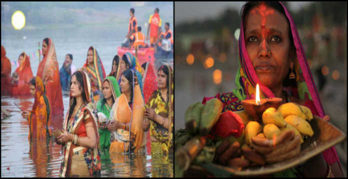chatth puja