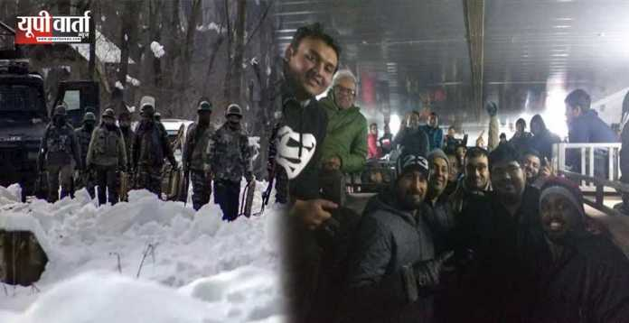 Saved lives of people trapped in snow of India ARMY