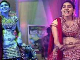 sapna-dance-video