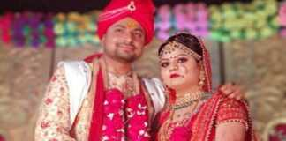 Bride committed suicide