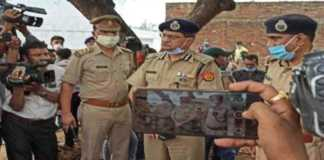 Kanpur Encounter on UP DGP