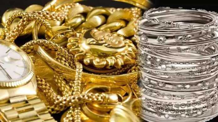 21 August Gold-silver rate