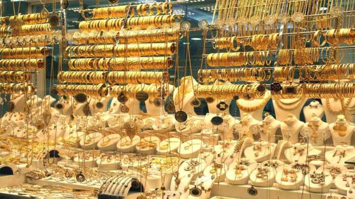 5 august gold rate
