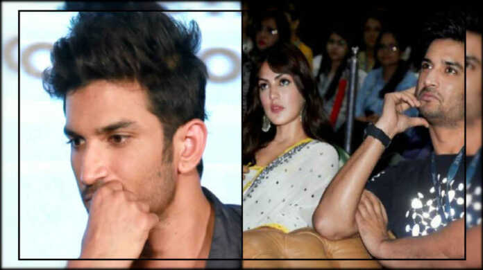 Sushant Singh Rajput was afraid of Riya Chakraborty