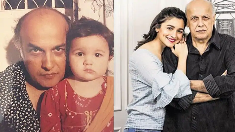 alia bhatt with father mahesh