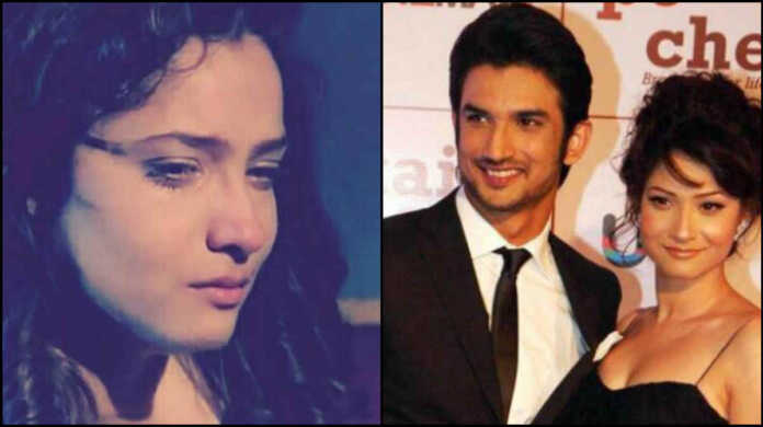 ankita lokhande emotional on sushant death 2 months