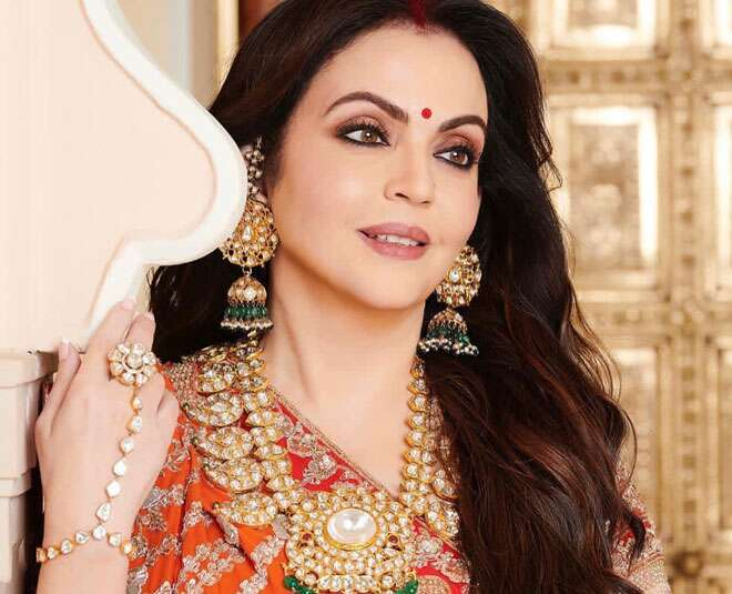 nita ambani jewellery collection