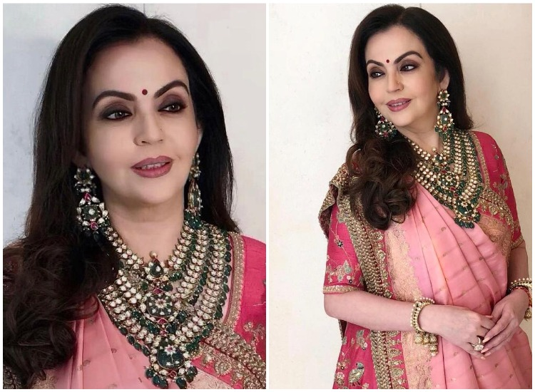 nita ambani lipstick collection