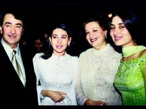 karishma kapoor mother and father