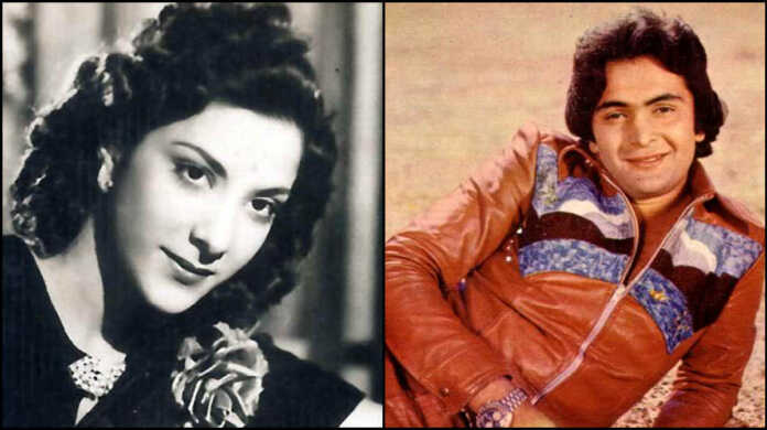 Rishi Kapoor took bribe from Nargis Dutt