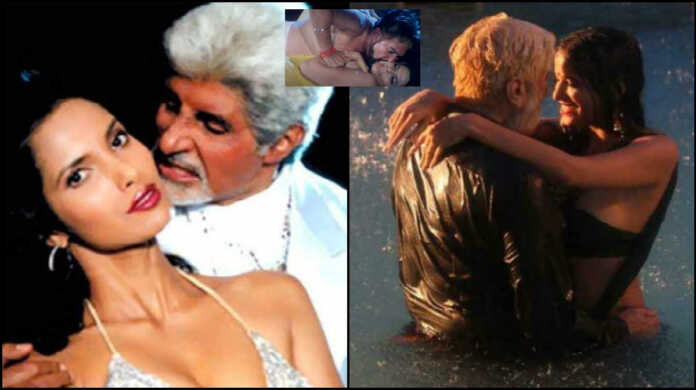 These actors including amitabh bachchan bold hot scenes with young actresses