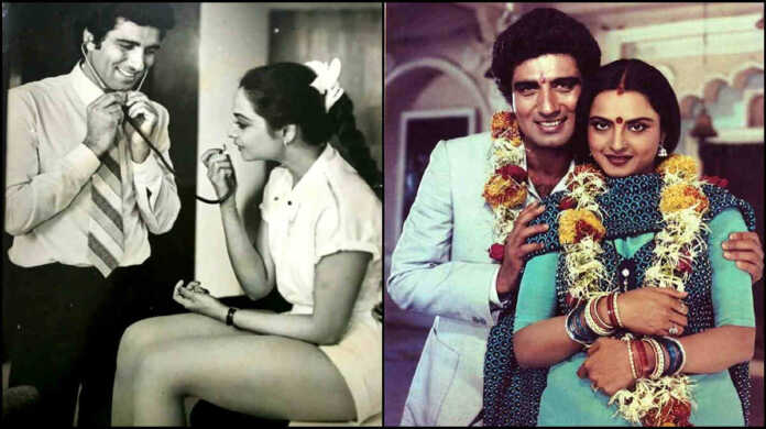 rekha raj babbar love story and break up