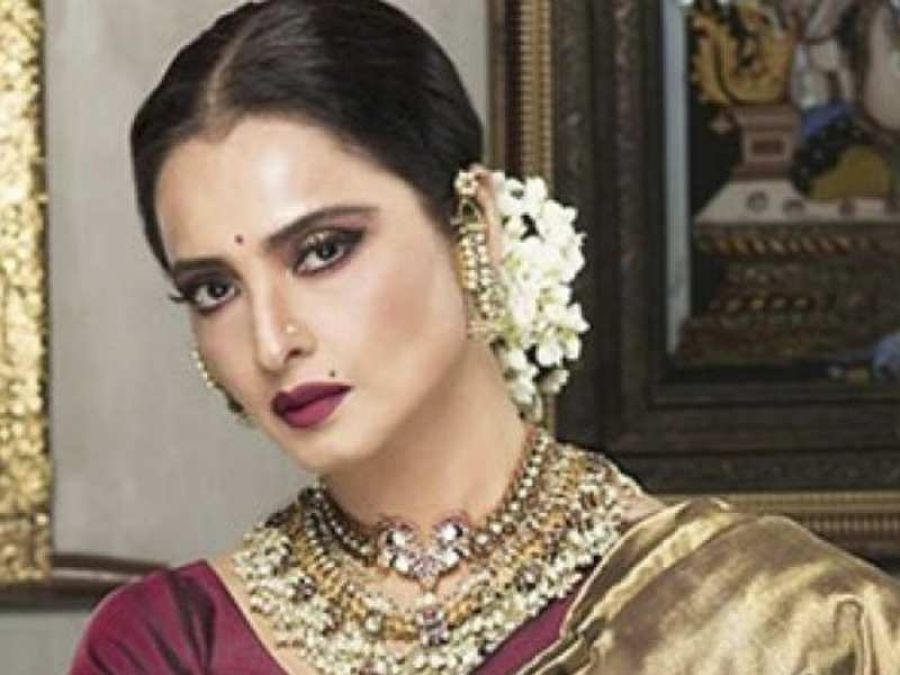 rekha story affair marriage