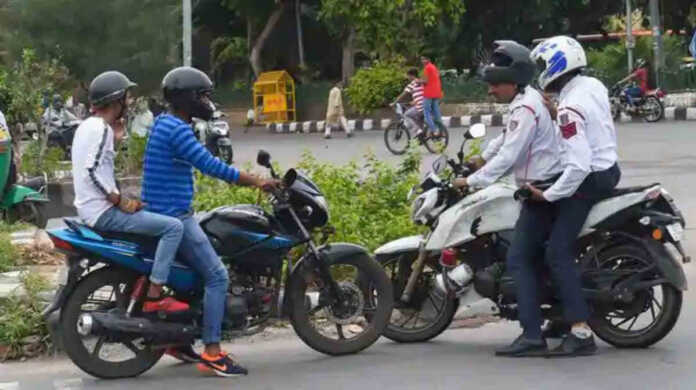 traffic police E-Monitoring new rules