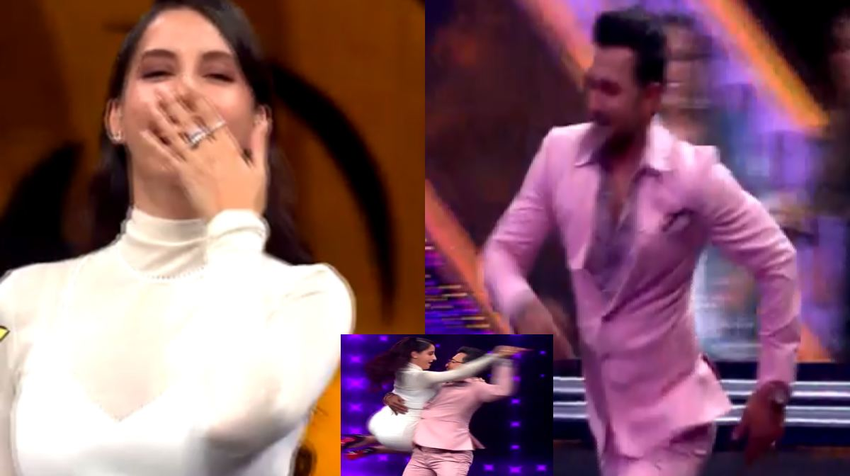 Terence Lewis nora dance