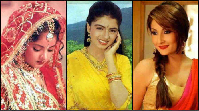 These actresses including bhagyashree married at a young age