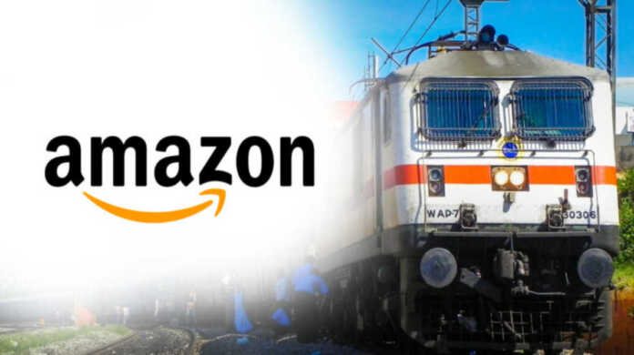 amazon-india--partnership-with-irctc-train-ticket-booking-service