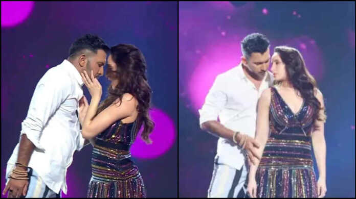 terence lewis and nora fatehi propose