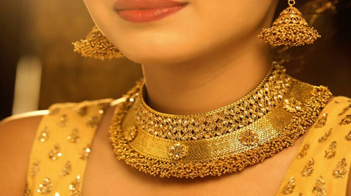 Gold Jewellery Gift Assam Government