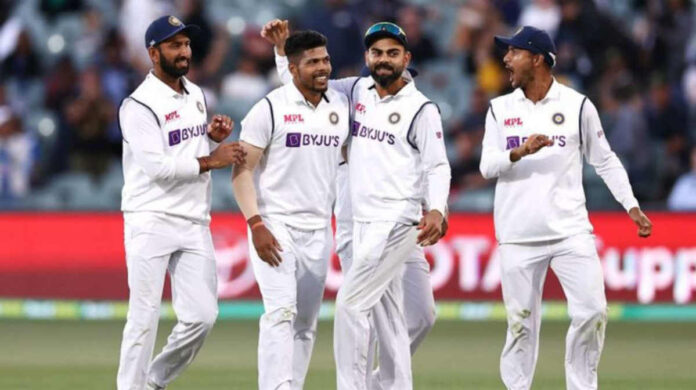 Melbourne Test team india playing Xi