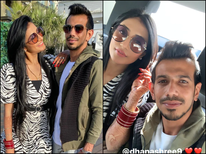 dhanashree chahal honeymoon