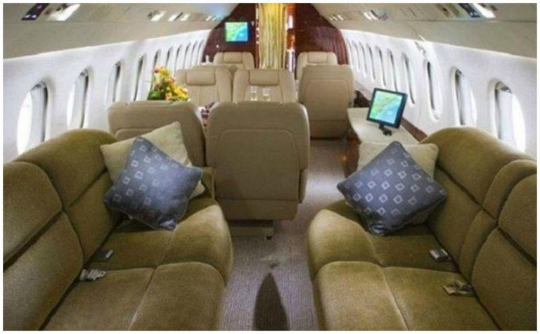 nita ambani private jet 2