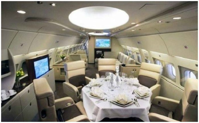 nita ambani private jet 4