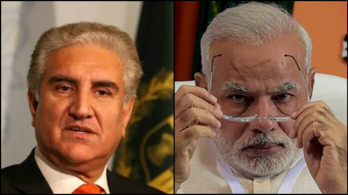pak foreign minister qureshi on surgical strike
