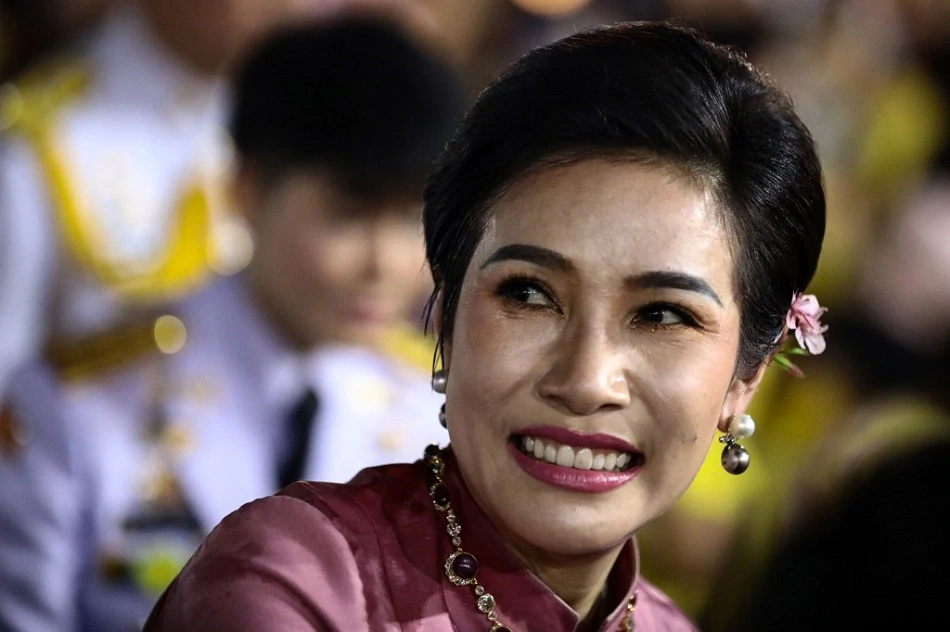 thailand king wife