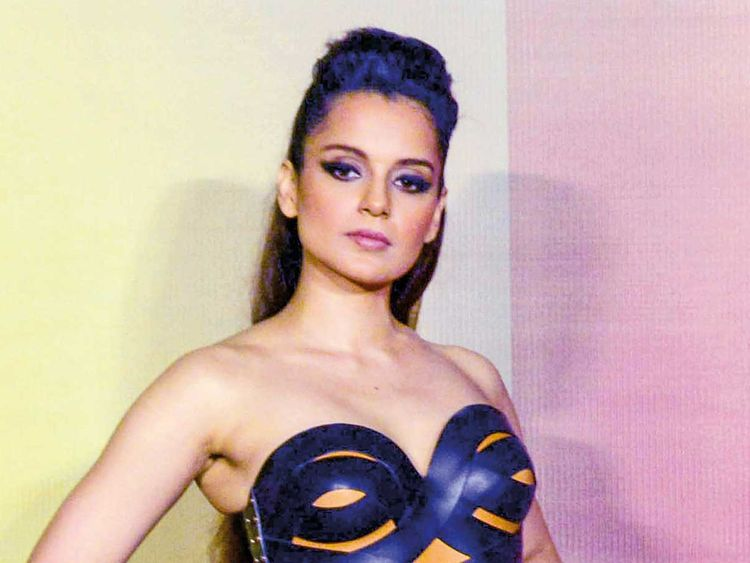 kangana ranaut qualification