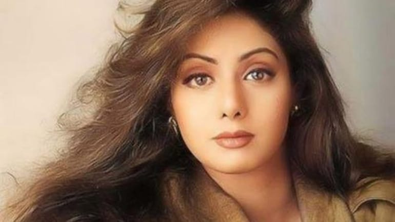 sridevi qualification