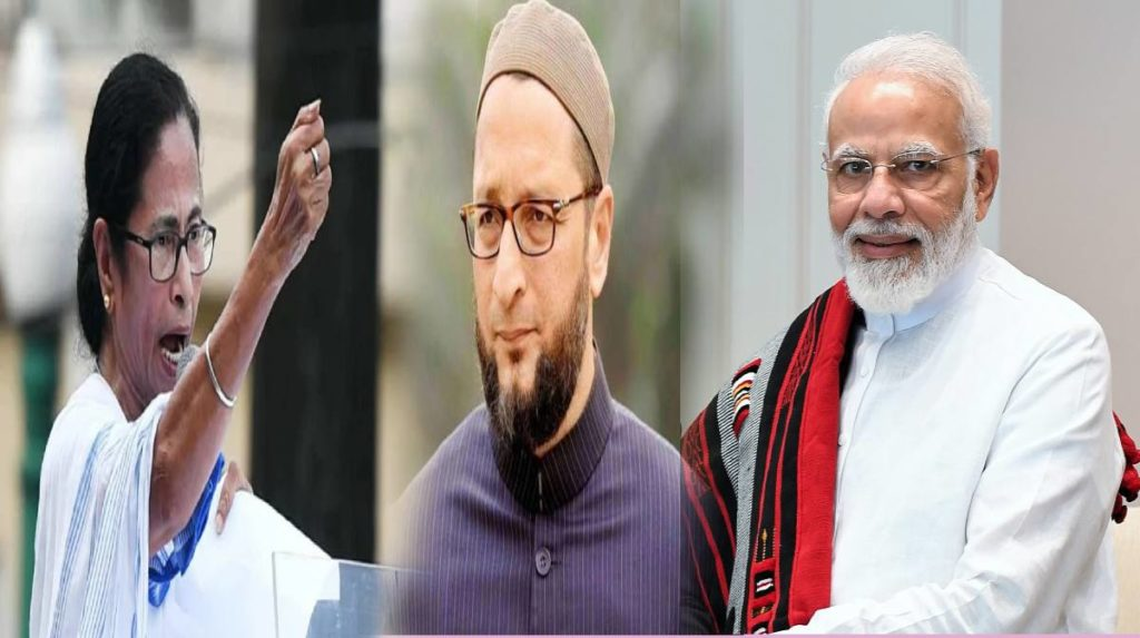 Owaisi's move will benefit BJP in West Bengal elections