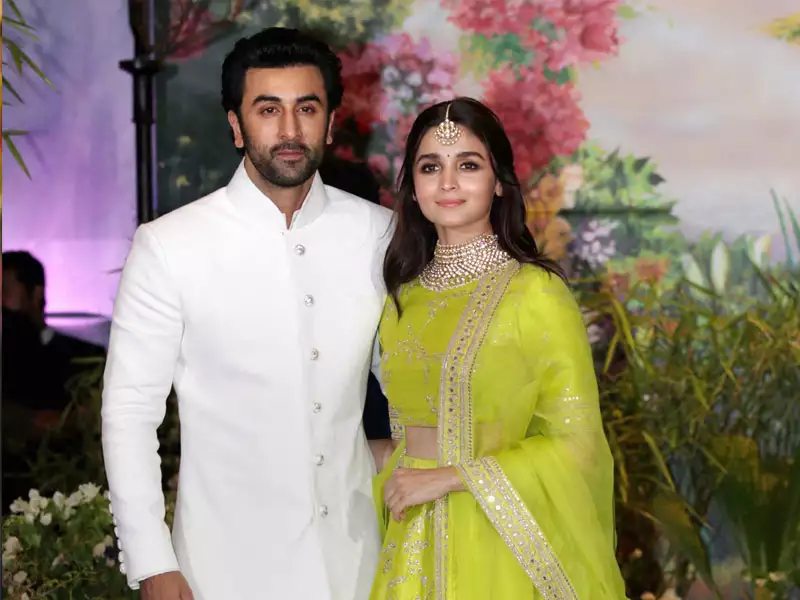 alia ranbir wedding
