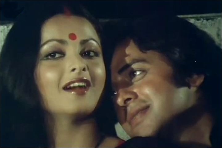 rekha vinod mehra marriage
