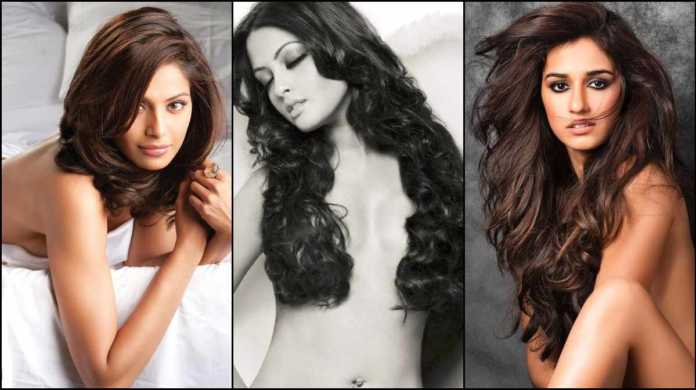 These bollywood actress did topless photoshoot