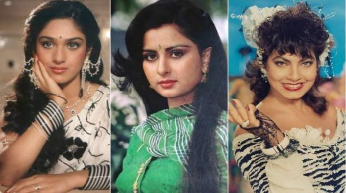 These famous actresses of the 80s have changed their look